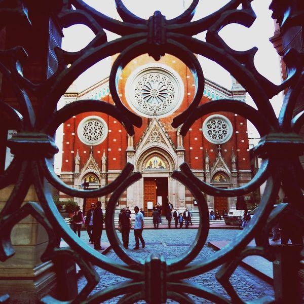 Saint Antoine Church Beyoğlu Istanbul