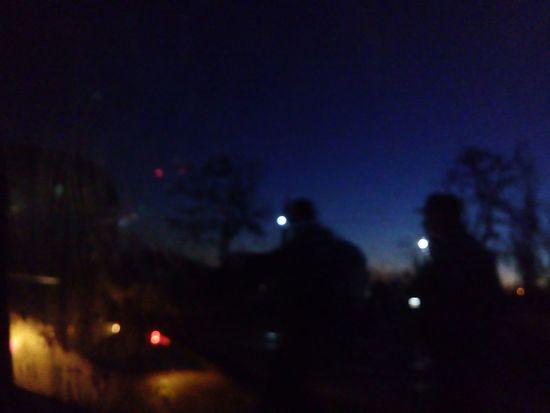 Nightphotography Night Hello World Crimea