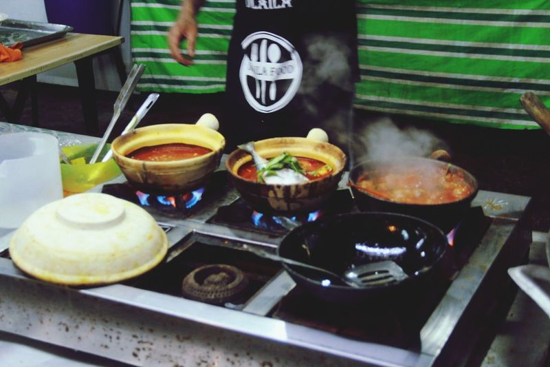 Food Preparation  Soup Stove Burner - Stove Top Healthy Eating Heat - Temperature Malaysian Food And Drink