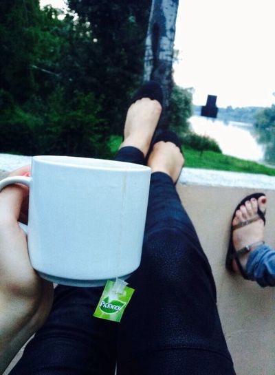 Chill?☕️ Hanging Out Enjoying Life Fashion Love