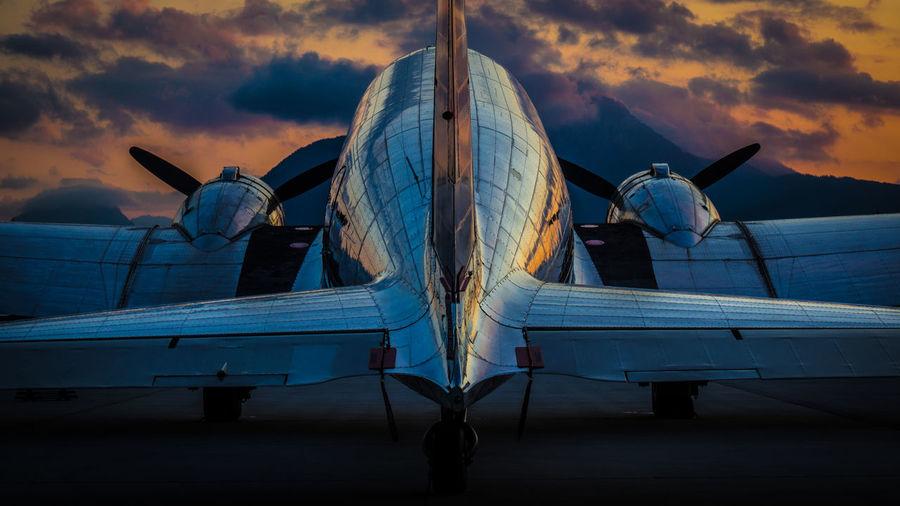 DC-3 Aerospace