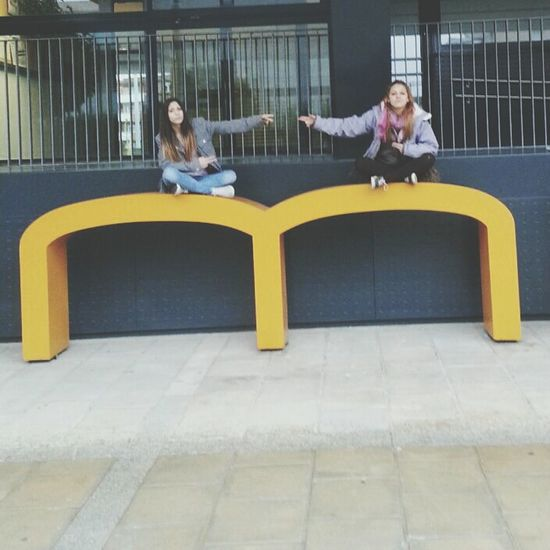 mejor amigaa'A Bestfriend Jogging Streetphotography Relaxing