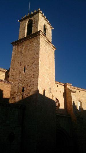 La Torre de una de las Iglesias de Daroca