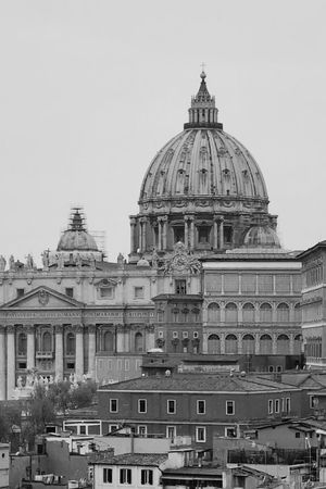 TheMinimals (less Edit Juxt Photography) Roma Discover Italy / With Ale Building Exterior Built Structure Architecture Dome Building Religion Sky