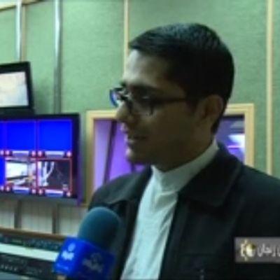 بخش ویژه خبری Navidkamali Irib Zanjan Iran Bajestan خبر ایران News نوید_کمالی صدا_و_سیما