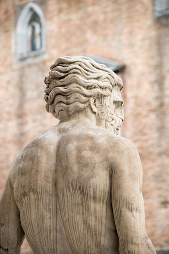 A Day in Venice Architecture Close-up Day Outdoors Sculpture Shallow Depth Of Field Statue Travel Destinations Travel Photography