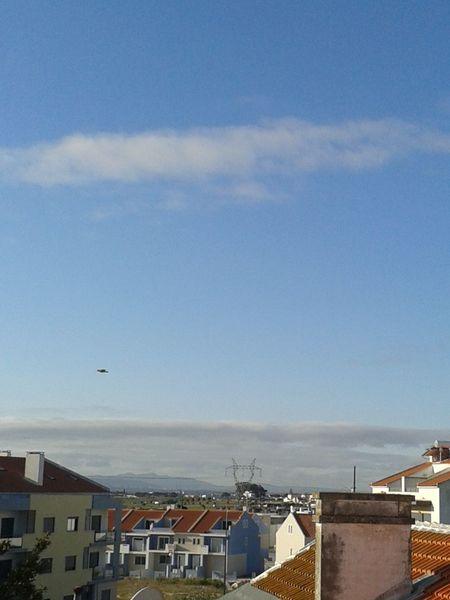View Vieuw From My Window Roof Rooftops