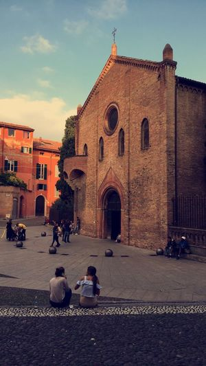 Bologna, Italy. 7 cappellas. Spirituality Outdoors Architecture First Eyeem Photo