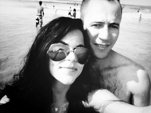 Saudades desse dia muito bom estar com as pessoas que amamos Filhaslindas Amor Family❤ Beach