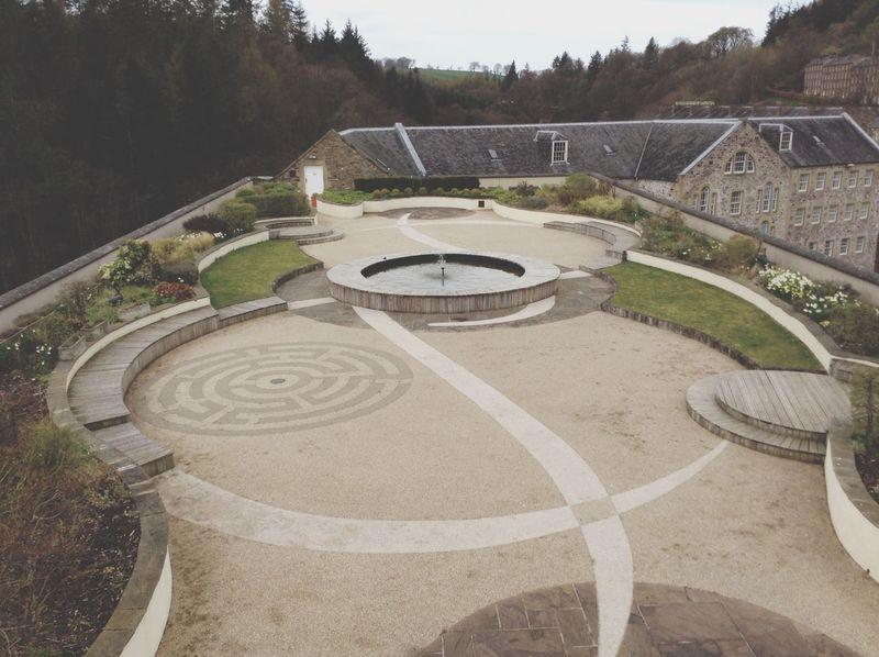 New Lanark Scotland Lanark