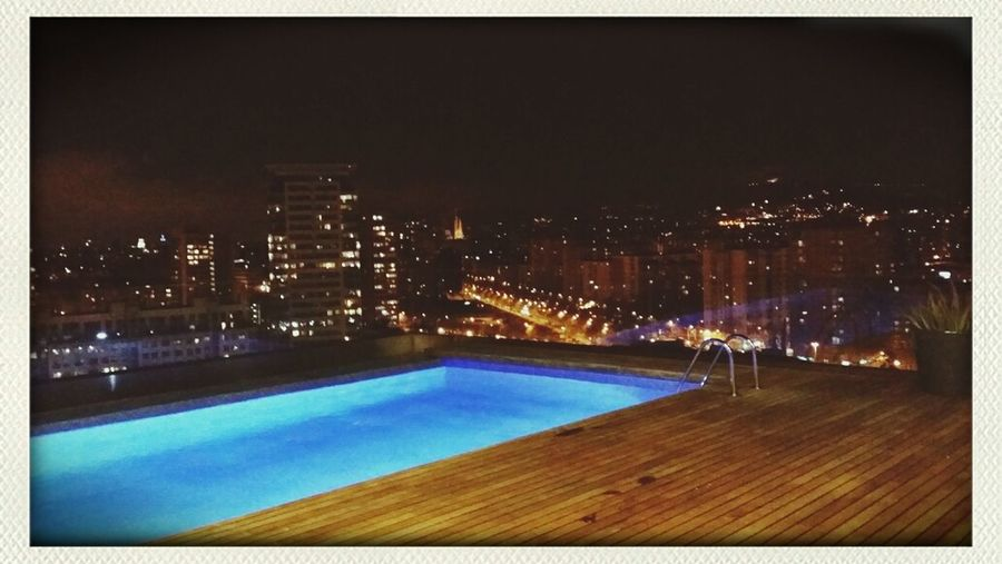 The good life... Barcelona Mwc