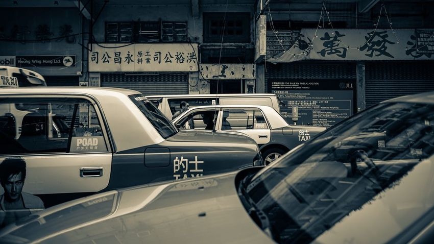 cars Oldlens Sumillux35mm1st Beautiful Monochrome Photography Cars Taxi Streetphotography Walking Around Taking Pictures Taking Photos From My Point Of View Moments Of Life EyeEm Gallery EyeEm Masterclass Life In Motion Travelling Photography City Life Hello World Sonyimages Techart EyeEmNewHere Cpityscapes Discoverhongkong Shadows & Lights Hklocals The Street Photographer - 2017 EyeEm Awards