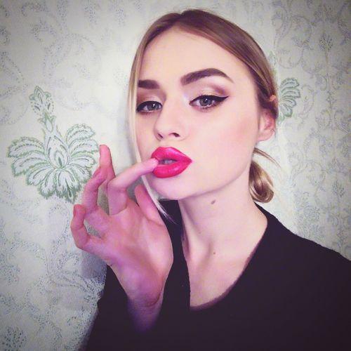 Lips Sexy Lips Girls Model
