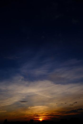 Sunset Russia