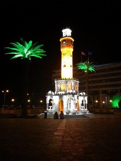 Izmir clock