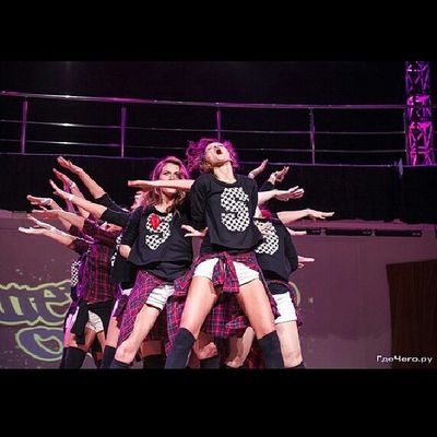 ChemicalSisters Bingoproject Udo Dance