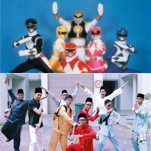 We need Dinozord power NOW! Afrayagemilang Afraya2015 Morphinetime