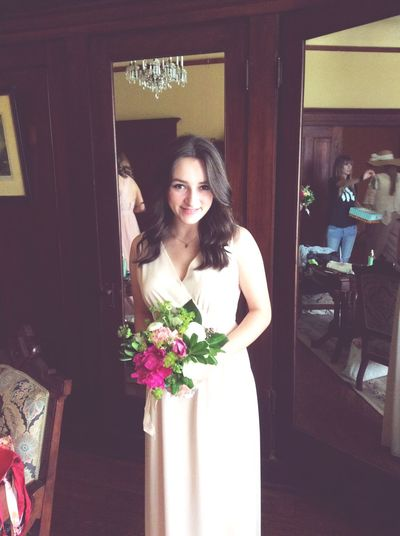At my sisters wedding on Sunday!👰🏻 Weddings Flowers About A Week Ago