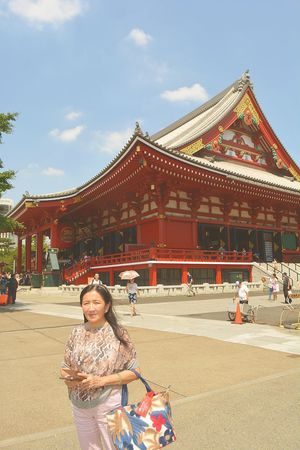 Taking Photo Nice Picture 😉👌View Kiyomizu temple in Osaka Japan Holiday And Relaxing 🌹🍀🌹🍀🌹