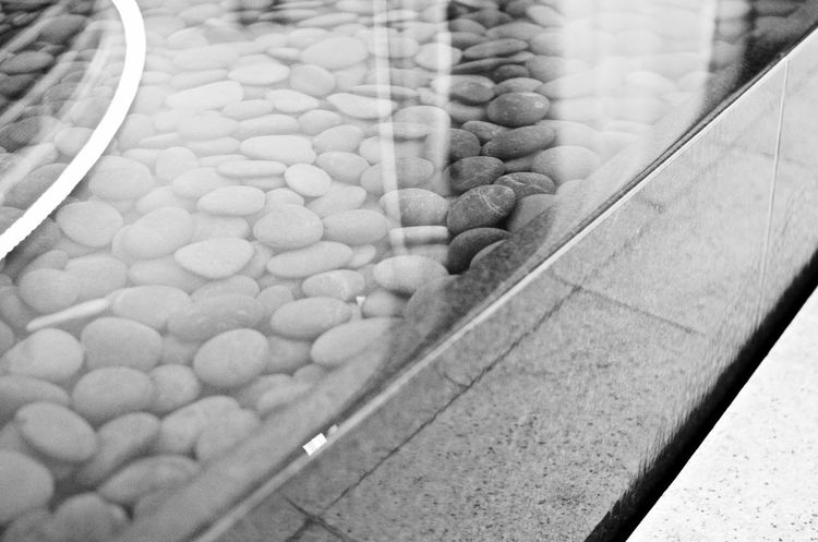 Architecture B&w Infinity Edge Infinity Pool Reflective Pool River Rock River Rocks Water Feature