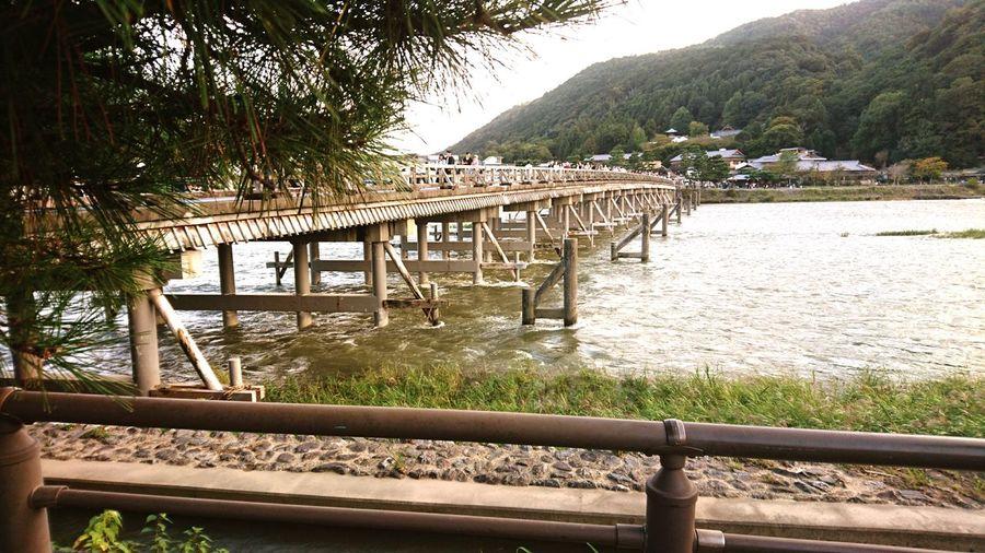 Japan Kyoto Arashiyama Togetukyou