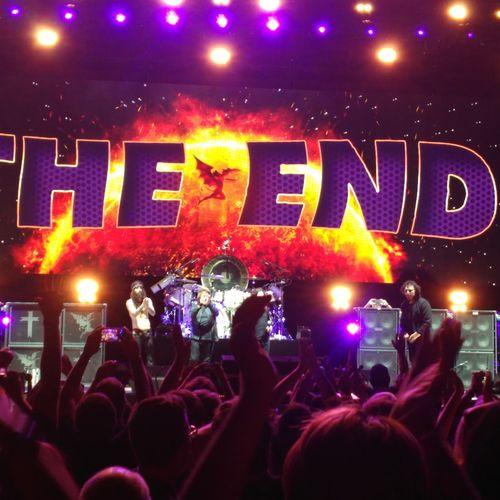 Last tour ever