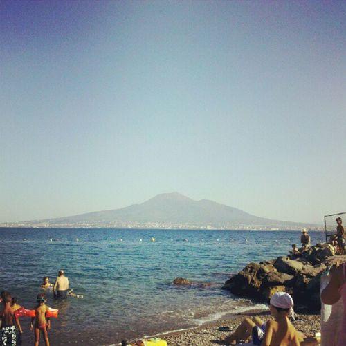 Pozzano Sea Vesuvio