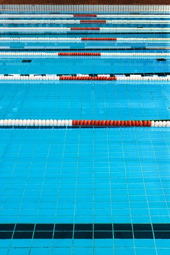 Detail Shot Of Swimming Pool