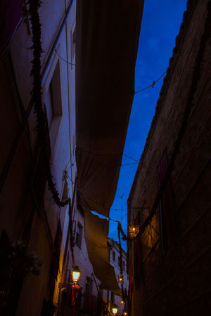 Illuminated No People SPAIN Toledo Spain Town