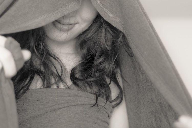 Blackandwhite Photorhythm Portrait Hair
