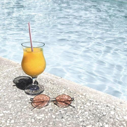 Orange Juice In