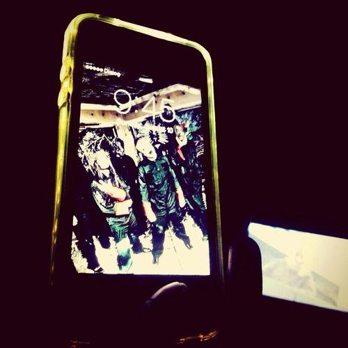 IPhone Art Glow Iphone Case