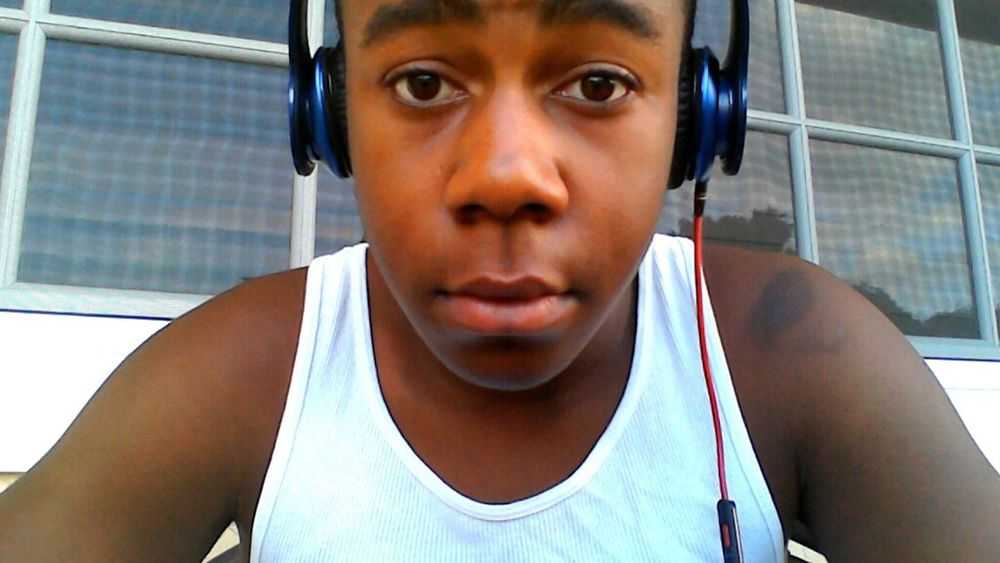 Chilling Outside