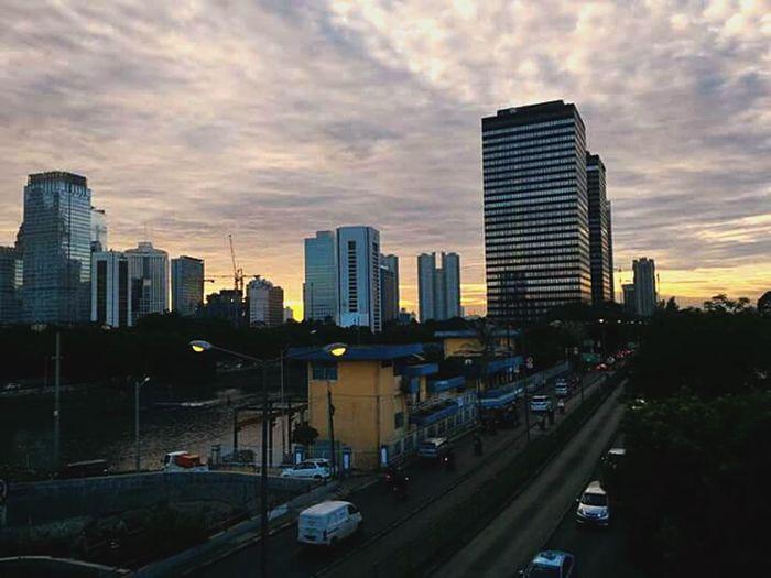 Jakrta City Sky Enjoy Life Picture Taking Photos Cool