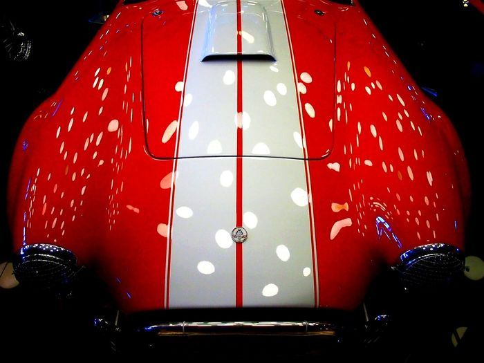 ...an icon Showcase March Shelby  Ford Cobra Museum Angkut Taking Photos Carporn Legendary Shelby Cobra Red Cars Enjoying Life Hanging Out Museum Check This Out History Of Racing