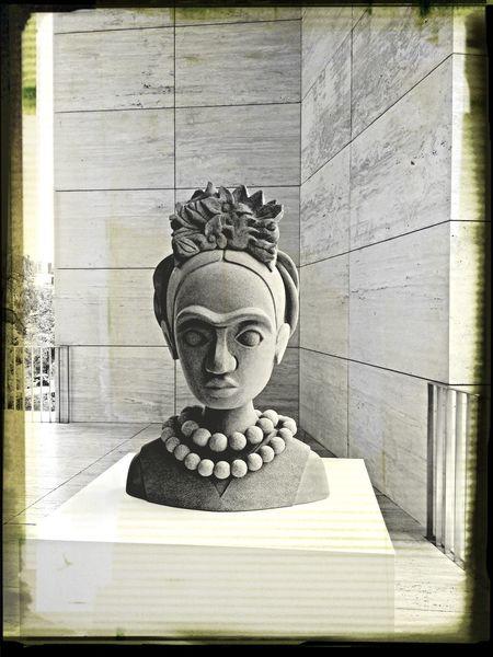 Exhibition Frida Kahlo