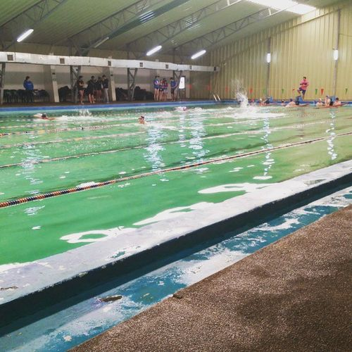 Uups 🙈 ESGUM IslaQuiriquina Natacion  Conpetition swimming pool escueladegrumetes