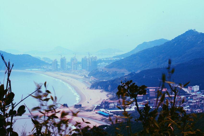 City Life Sea And Sky Shengsi Hello World My City VSCO