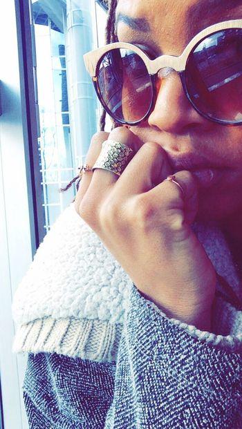 Sunglasses Hello World That's Me Boring