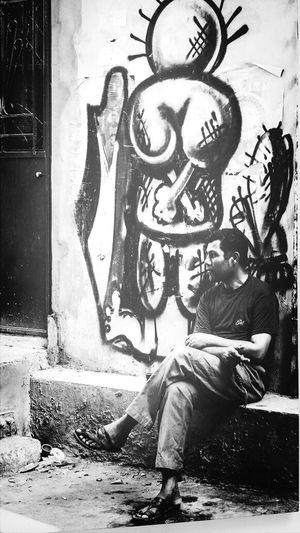 Graffiti Art Exhibition(Pulse in the wall) Creativity