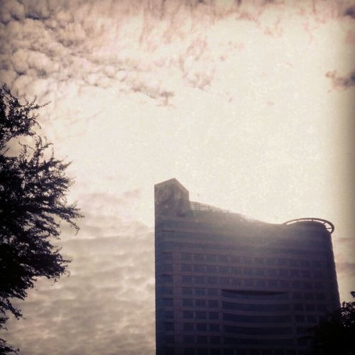 Architecture Good Morning Sky And City Monochrome Lenovo Ideaphone
