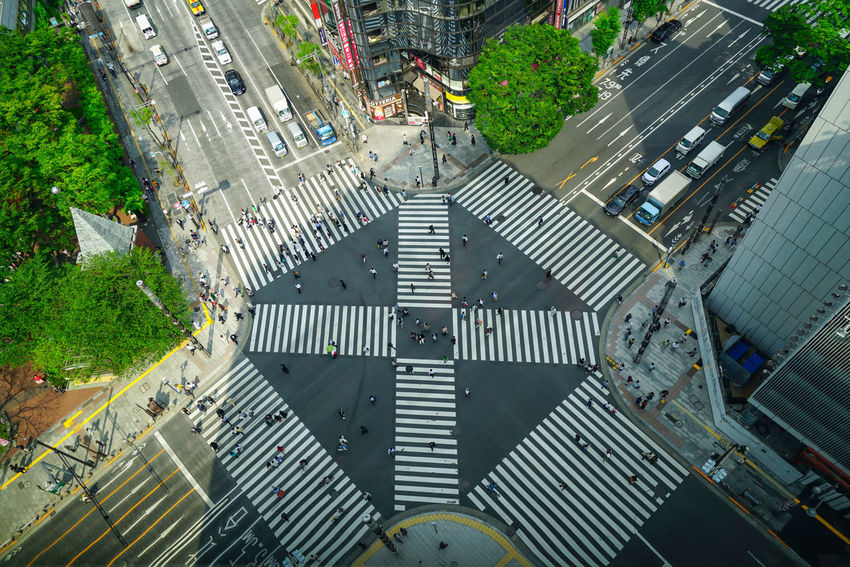 Tokyo Ginza Crossing Crossing The Street Ginza Tokyo Japan Intersection Intersection Views Tokyo Tokyo,Japan Traffic Architecture Backgrounds Car City Street Crossing Crosswalk Ginza Look Down Outdoors Road Road Marking Street Streetphotography Urban Zebra Crossing