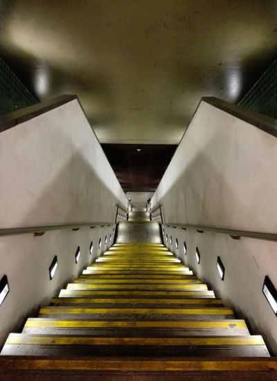 Your Design Story Subway Public Transportation Stairs & Shadows Lisbonlovers Portugal Lisboa Honor6 First Eyeem Photo Stairs ступени