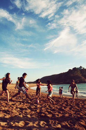 Cascarita playera Everyday Joy Jalisco Sunset Mexico Arena Beach Playa Careyitos