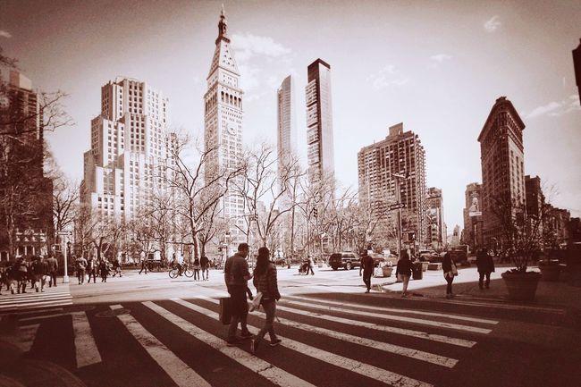 B&w Street Photography Manhattan
