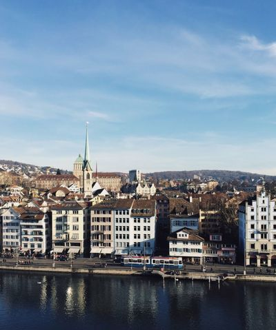 View on the city Switzerland Zürich City Cityscapes AMPt_community Shootermag Showcase: December Enjoying The View Eye4photography  EyeEm Best Shots EyeEm EyeEmBestPics EyeEm Gallery Eyemphotography