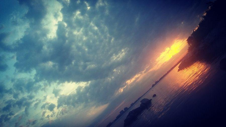 Southern Ontario Ontario, Canada Ontario Backgrounds Sunset Aerial View Sky Cloud - Sky
