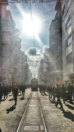 Taksim Istanbul #turkiye Taksimbeyoglu Hi!