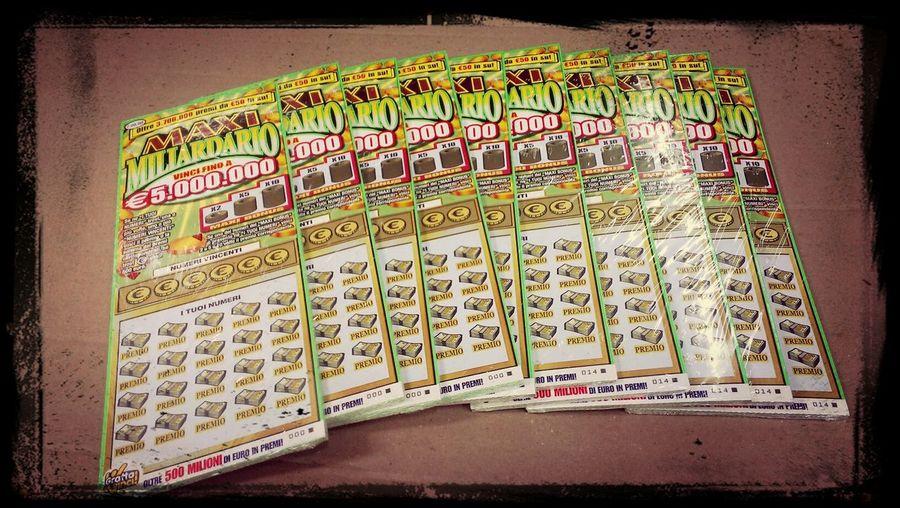 Gratta Gratta Lotteria