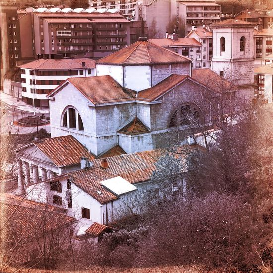 Mutriku Religious Architecture Church Building Exterior Architecture Built Structure Building Day No People Outdoors